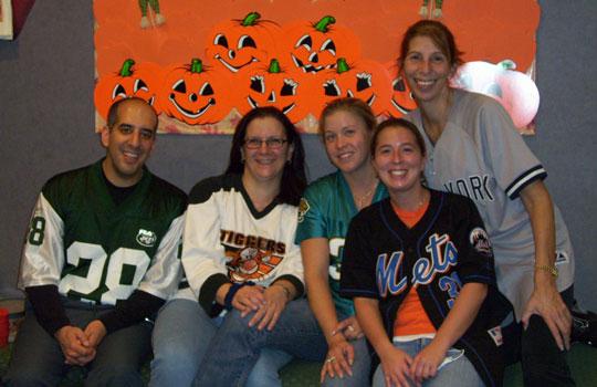 The Coolsmiles Team Halloween 09