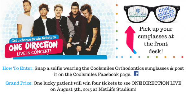 Coolsmiles One Direction Contest