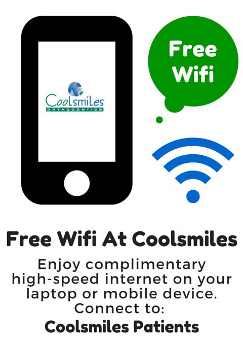 Coolsmiles Free Wifi