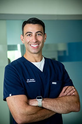 Dr. Justin Ohnigian at Coolsmiles Orthodontics in Medford and Port Jefferson, NY